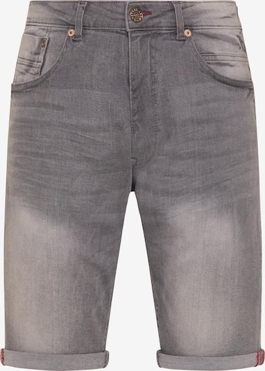 Petrol Industries Jeans 'Bullseye' in de kleur Grey denim, Productweergave