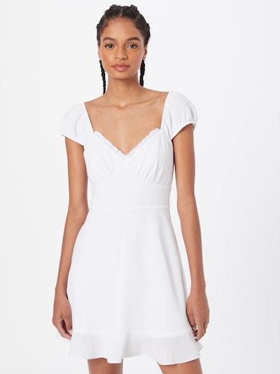 NA-KD Kleid 'Pamela' in weiß, Modelansicht