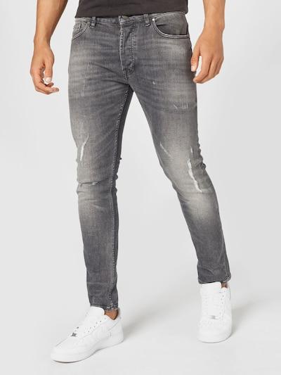 tigha Jeans 'Morten' in grau, Modelansicht