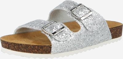 BUFFALO Pantofle 'RENATA' - stříbrná, Produkt