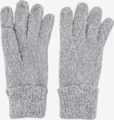 PIECES Handschuh 'Pyron' in graumeliert, Produktansicht