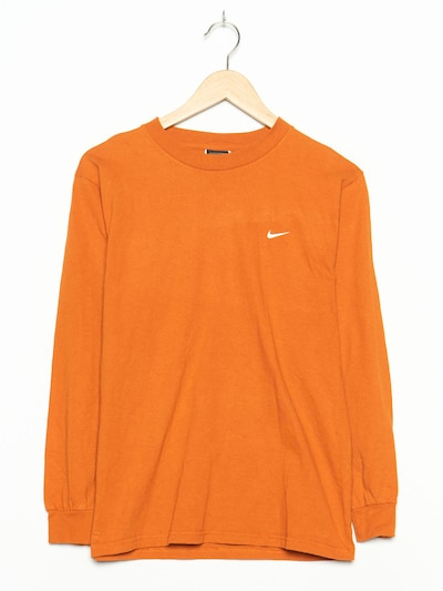 NIKE Sweatshirt in S in cognac, Produktansicht