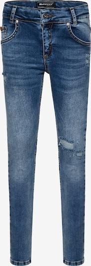 BLUE EFFECT Džinsi zils džinss, Preces skats