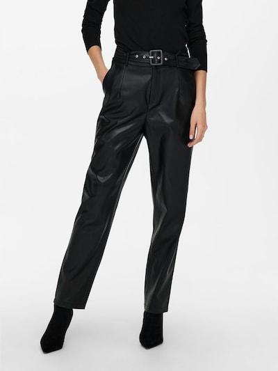 ONLY Hose in schwarz, Modelansicht
