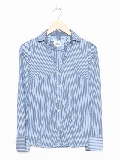 LACOSTE Bluse in S in blau, Produktansicht