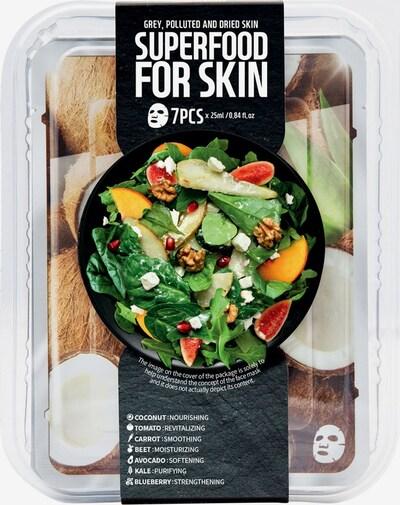 Farmskin Maskenset 'Superfood For Skin' in mischfarben, Produktansicht