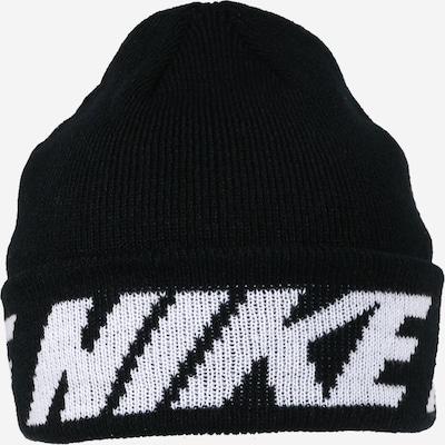 Nike Sportswear Conjunto 'Mütze & Handschuhe' en negro, Vista del producto