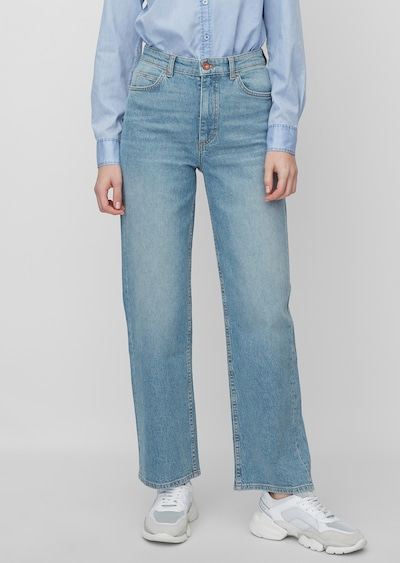 Marc O'Polo Jeans 'Björka' in blue denim, Modelansicht