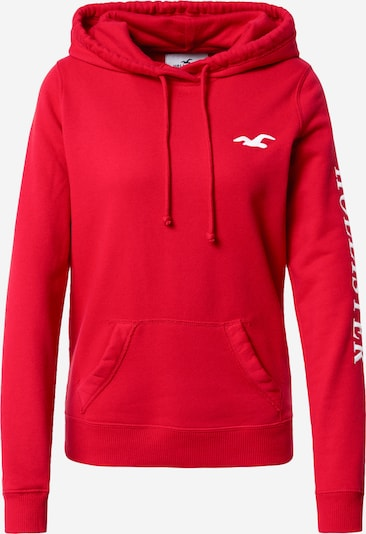 piros / fehér HOLLISTER Tréning póló, Termék nézet