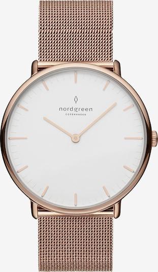 Nordgreen Uhr in rosegold, Produktansicht