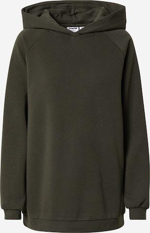 Noisy may Sweatshirt 'Helen' in Green