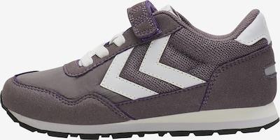 Hummel Sneakers in de kleur Donkergrijs / Wit, Productweergave