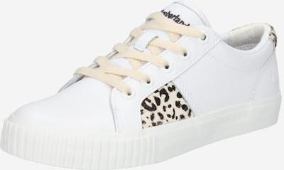 TIMBERLAND Sneaker in beige / schwarz / weiß, Produktansicht