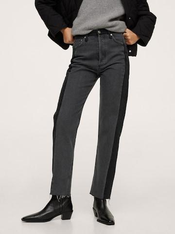 MANGO Jeans 'Iggy' in Grijs