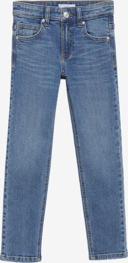 MANGO KIDS Jeans i blå denim, Produktvy