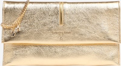 PATRIZIA PEPE Clutch in gold, Item view