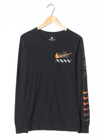 NIKE Sport T-Shirt in S-M in schwarz, Produktansicht