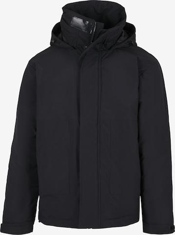 Urban Classics Winter jacket in Black