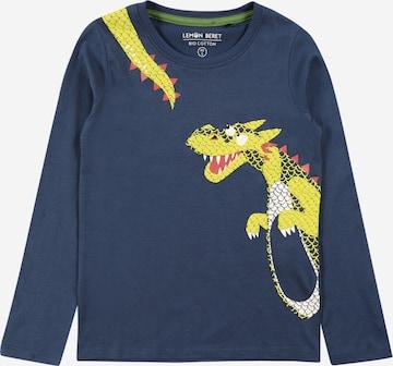 LEMON BERET Shirt in Blue