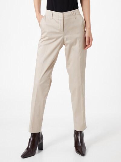 CINQUE Kalhoty 'HAMELINA' - béžová, Model/ka