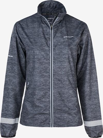 ENDURANCE Laufjacke Algarve Melange in grau / graumeliert, Produktansicht