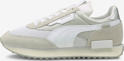 PUMA Sneakers low 'Future Rider' in Light grey / White, Item view