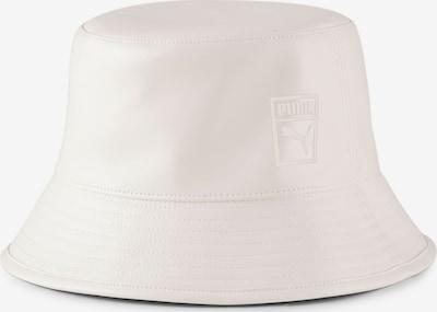 PUMA Hut in schwarz / weiß, Produktansicht