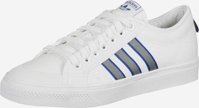 ADIDAS ORIGINALS Schuhe ' NIZZA ' in blau / weiß, Produktansicht