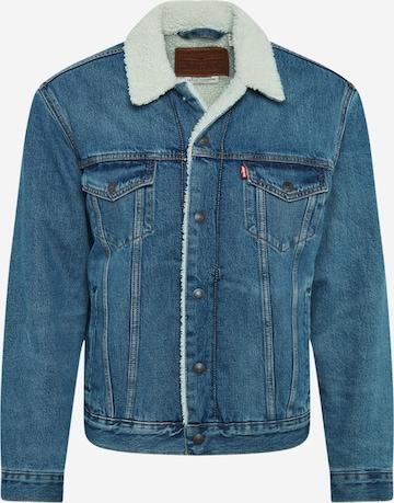 LEVI'S Overgangsjakke i blå
