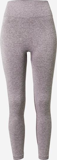 NU-IN Spodnie sportowe w kolorze nakrapiany fioletm, Podgląd produktu