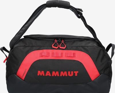 MAMMUT Sac de sport 'Cargon' en rouge / noir, Vue avec produit