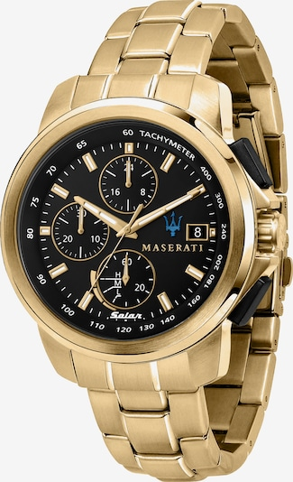 Maserati Uhr 'Sucsesso' in gold, Produktansicht