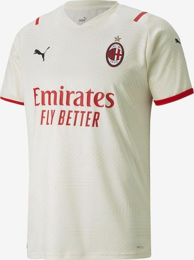 PUMA Trikot 'AC Milan' in rot / naturweiß, Produktansicht