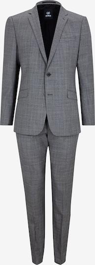 STRELLSON Anzug 'Allen-Mercer' in grau / hellgrau, Produktansicht