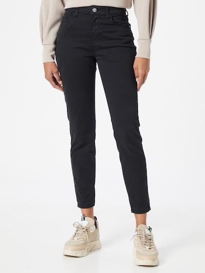 Pantaloni 'DAKOTA' JDY pe negru denim, Vizualizare model