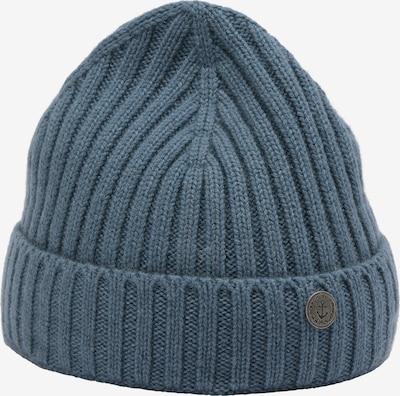 DreiMaster Vintage Mütze in rauchblau, Produktansicht