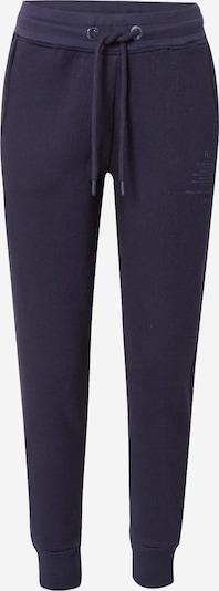 Sublevel Hose in blau, Produktansicht