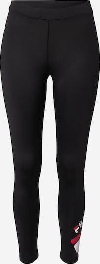 FILA Leggings 'Marie' in schwarz, Produktansicht