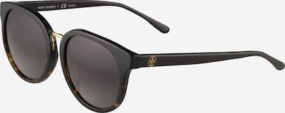 Tory Burch Sonnenbrille '0TY7153U' in braun / schwarz, Produktansicht