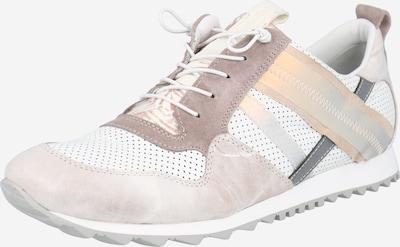 őszibarack / fáradt rózsaszín / fehér Donna Carolina Rövid szárú edzőcipők, Termék nézet