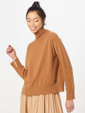 Twinset Sweater in Brown