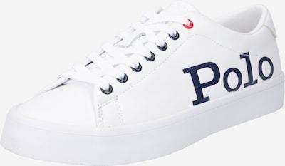 Sportbačiai be auliuko 'LONGWOOD' iš POLO RALPH LAUREN, spalva – tamsiai mėlyna / balta, Prekių apžvalga