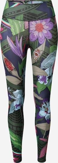 NIKE Leggings in mischfarben: Frontalansicht