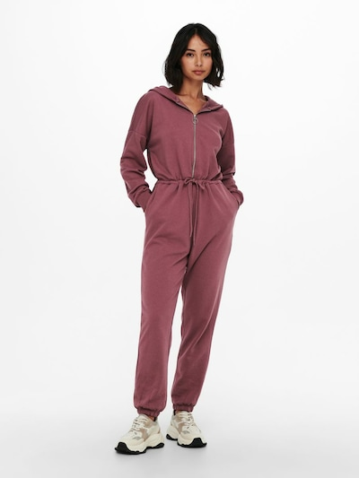 ONLY Jumpsuit in Dark pink, View model