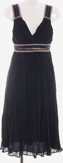 Reiss Midikleid in S in lila / schwarz, Produktansicht