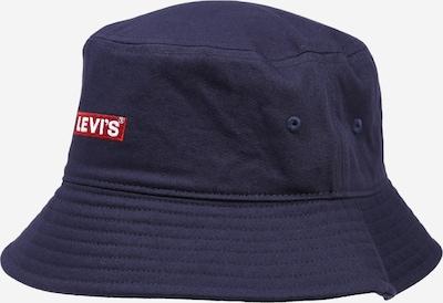 LEVI'S Hattu värissä laivastonsininen / tulenpunainen / valkoinen, Tuotenäkymä