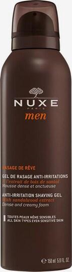 Nuxe Rasiergel 'Rasage de Rêve Gel De Rasage Anti-Irritations' in braun / orange / weiß, Produktansicht