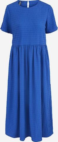 PIECES Kleid in Blau