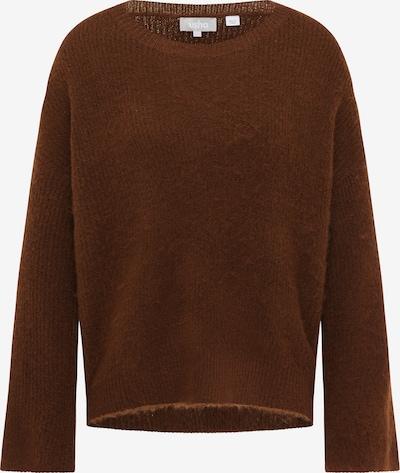 Usha Pullover in braun, Produktansicht