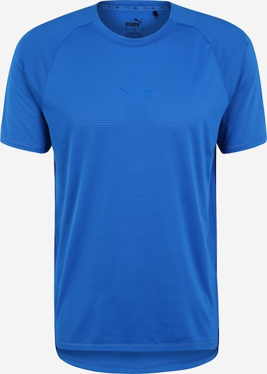 PUMA Functioneel shirt in de kleur Blauw, Productweergave